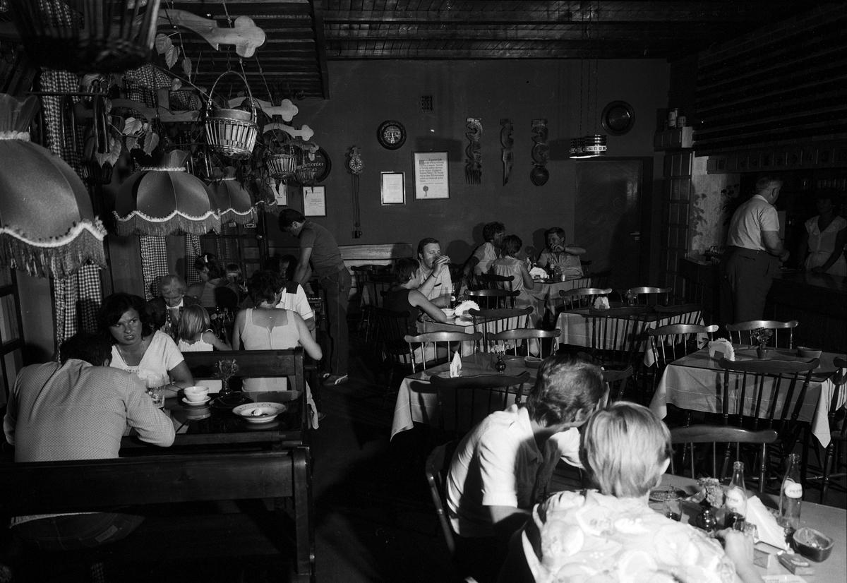 Wnętrze restauracji Hacjenda® na Morasku